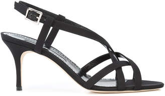 Manolo Blahnik Scarsomod 70 sandals