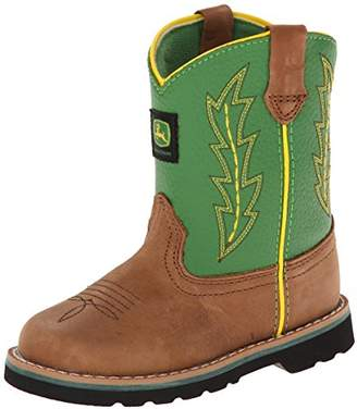 John Deere 1186 Western Boot (Toddler)