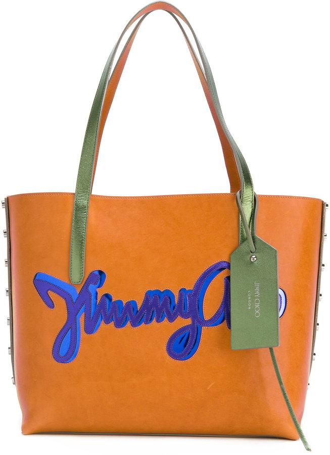 Jimmy ChooJimmy Choo Twist East West tote bag