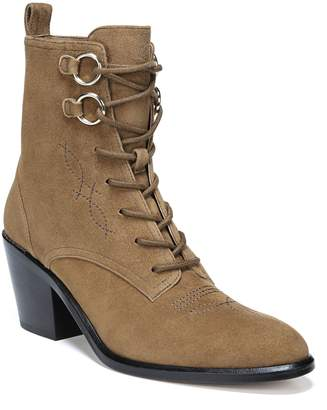 Diane von Furstenberg Dakota Lace-Up Bootie