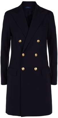 Polo Ralph Lauren Double-Breast Longline Blazer