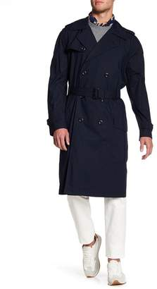 Vince Waist Belt Trench Coat