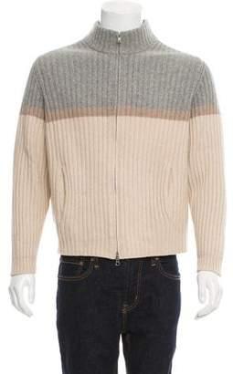 Brunello Cucinelli Wool & Cashmere-Blend Sweater