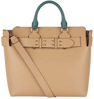 Burberry Medium Belt Tote Bag