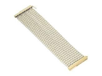 Lauren Ralph Lauren 7.5 Drama Multi Row Bracelet