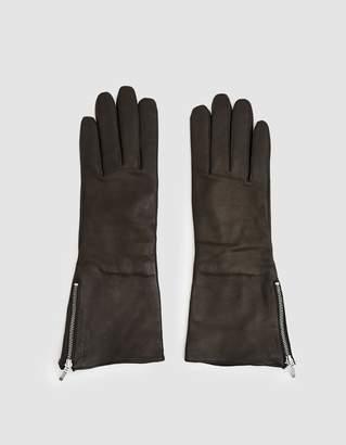 Hestra Marianne Zippered Glove in Black