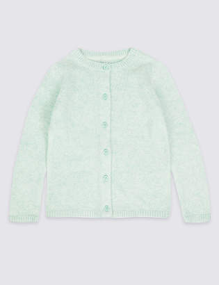 Marks and Spencer Knitted Cardigan (3 Months - 7 Years)