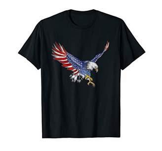 American Eagle Patriotic T-Shirt Mens & Womens