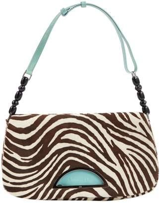 Christian Dior Pony-style calfskin handbag