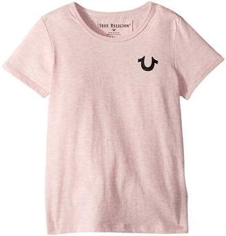 True Religion Crafted Pride Tee Girl's T Shirt