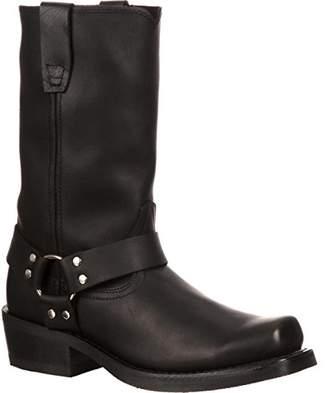 Durango Black Harness Boot