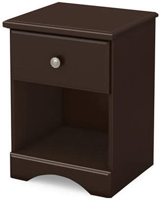 SOUTH SHORE Morning Dew One-Drawer Nightstand