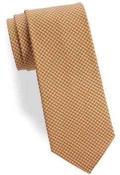 Salvatore Ferragamo Volleyballs Silk Tie