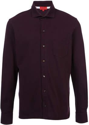 Isaia longsleeved button shirt