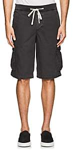 James Perse MEN'S COTTON CARGO SHORTS
