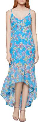 BCBGeneration Island Floral High-Low Dress