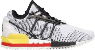 Y-3 Y 3 Mesh Lace-up Sneakers