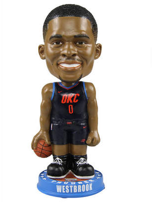 Forever Collectibles Russell Westbrook Oklahoma City Thunder Knucklehead Bobblehead