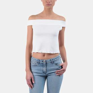 Rag & Bone Thermal Off-the-Shoulder Top