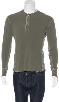 Alex Mill Henley Thermal T-Shirt