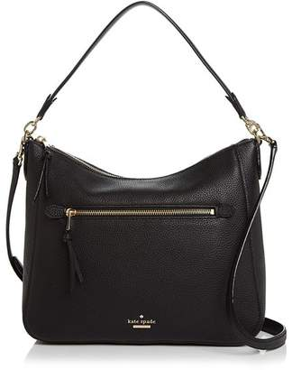 Free Shipping  150+ at Bloomingdale s · Kate Spade Jackson Street Quincy  Large Leather Shoulder Bag bec1e54daa8a7