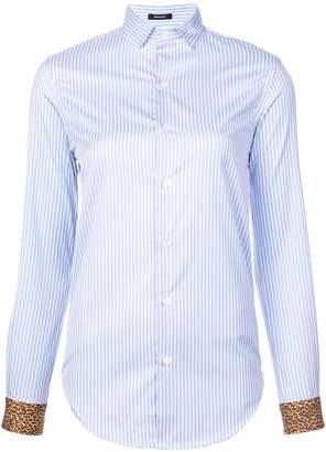 R 13 pinstripe classic shirt