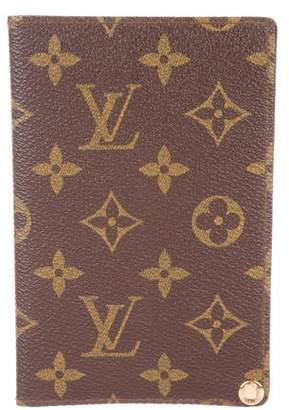 Louis Vuitton Monogram Photo Album