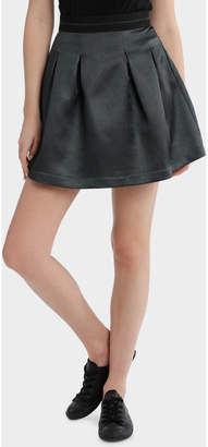 Only Eva Metallic Skirt