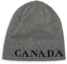 Canada Goose Boreal Slouchy Beanie
