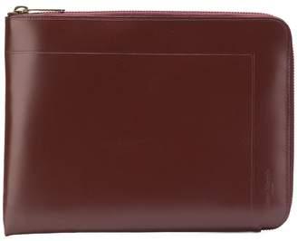 Maison Margiela classic side-zipped pouch