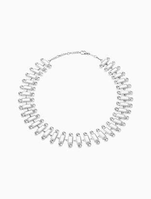 Calvin Klein seductive crystal necklace