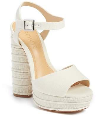 Schutz Jane Platform Sandal (Women)