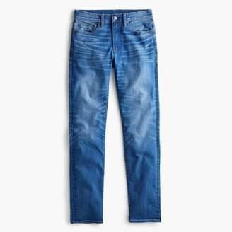 J.Crew 484 Slim-fit stretch jean in light indigo Cone Denim