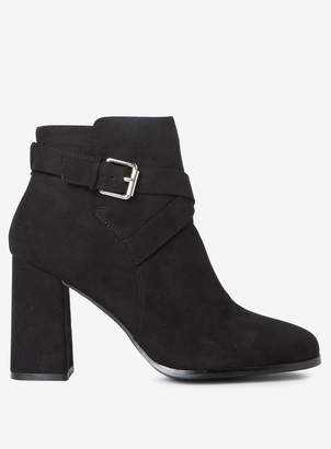 0b8008a3f0c7 Dorothy Perkins Womens Black  Antelope  Boots