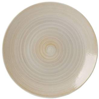 Royal Crown Derby Classic Vanilla Coupe Plate (34cm)