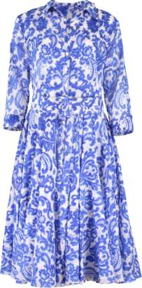 Samantha Sung Cozette Lace Dress