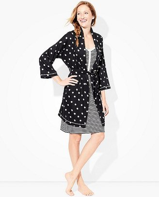 Women Love, Hanna Pima Cotton Robe $98 thestylecure.com