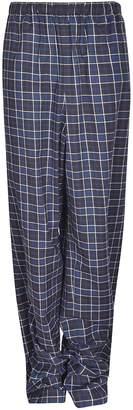 Balenciaga High Waist Trousers