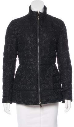 Valentino Lace Down Jacket