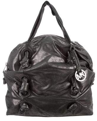 MICHAEL Michael Kors Metallic Knotted Bag