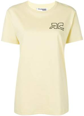 Courreges (クレージュ) - Courrèges ロゴ Tシャツ
