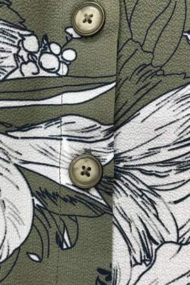 Simply Noelle Floral Jacket/dress