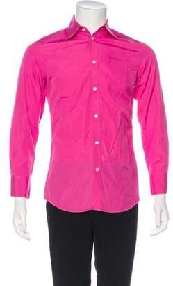 DSQUARED2 Woven Dress Shirt