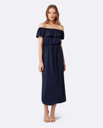 Forever New Maria Maxi Bardot Dress