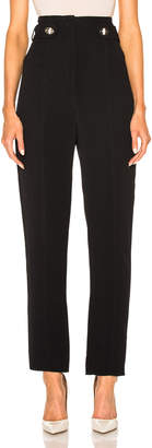 Proenza Schouler Fluid Viscose Cady Pencil Leg Pants