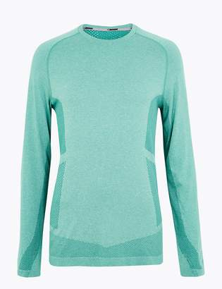 Marks and Spencer Active Printed T-Shirt