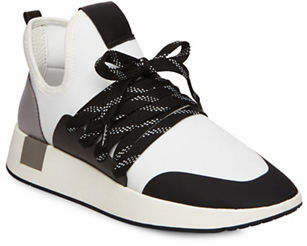 Steve Madden High Cuts Colourblock Sneakers