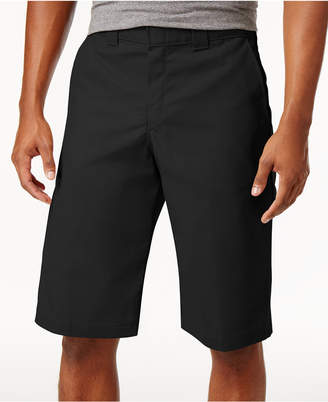 """Dickies Men's Flex 13"""" Relaxed-Fit Twill Work Shorts"""