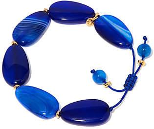 Lola Rose Cordelia Adjustable Gemstone Bracelet