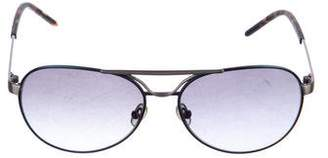 3.1 Phillip Lim Tinted Aviator Sunglasses